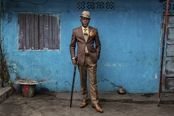 Tariq Zaidi Sapeurs Ladies and Gentlemen of the Congo