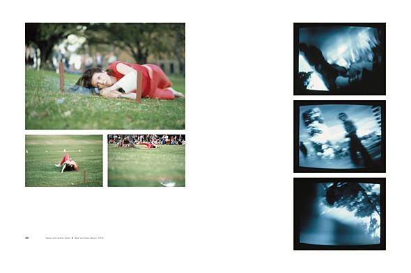 Ulrike Rosenbach SIGNED COPY: figur / natur