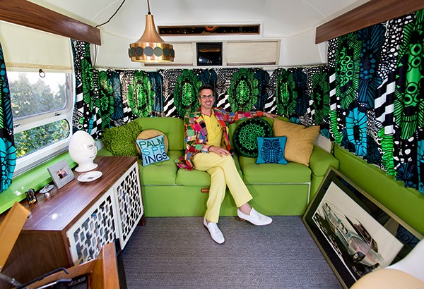 Nancy Baron The Good Life  Palm Springs