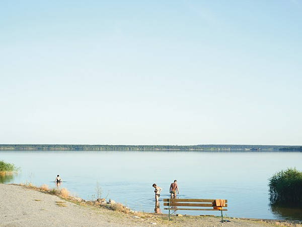 Freya Najade SIGNED COPY: Jazorina Land of Lakes