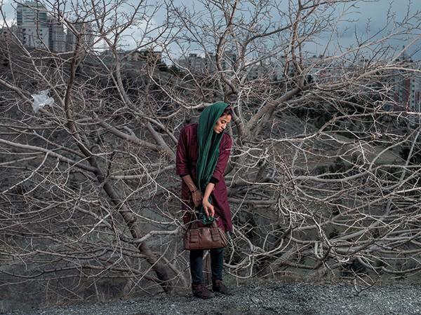 Newsha Tavakolian Blank Pages of an Iranian Photo Album