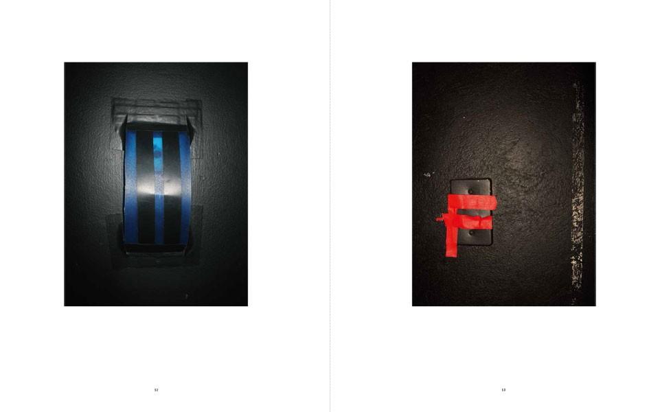 Michel Campeau Photographic Darkroom / Photogenic Obsolescence