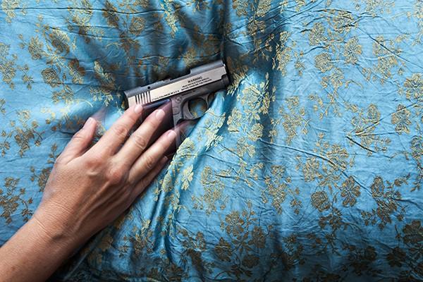 Shelley Calton Concealed She's Got a Gun