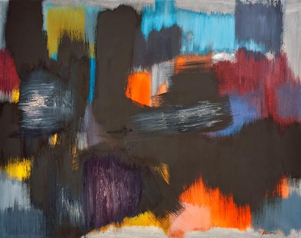 Fritz Winter Die 1960er Jahre  Jahrzehnt der Farbe