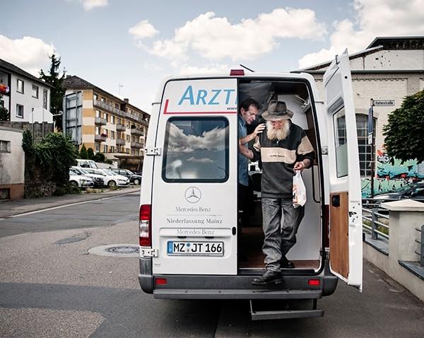 Andreas Reeg Arzt der Armen