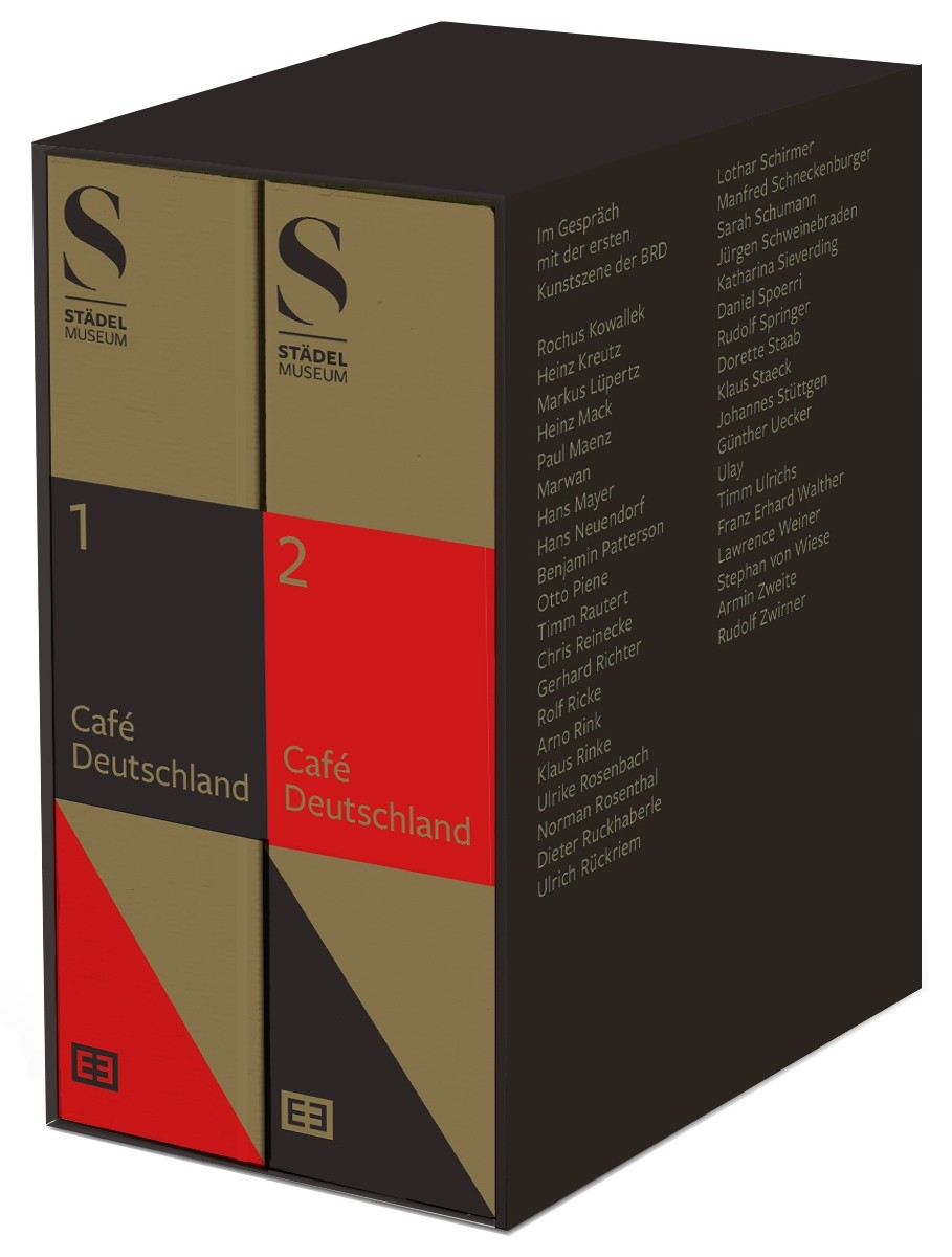 Städel Museum Café Deutschland Im Gespräch mit der ersten Kunstszene der BRD