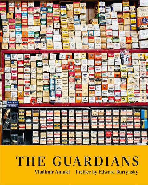 Vladimir Antaki SIGNED COPY: The Guardians