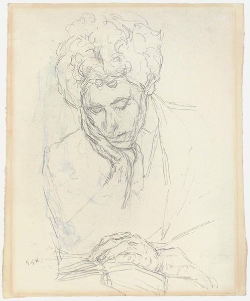 Giovanni Giacometti Arbeiten auf Papier