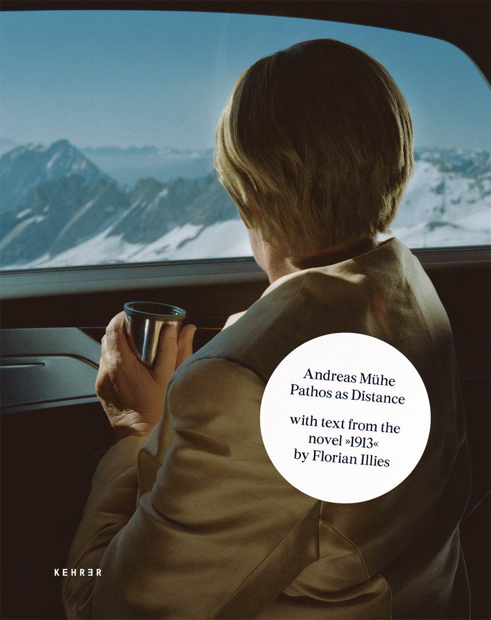Andreas Mühe Pathos as Distance English Edition