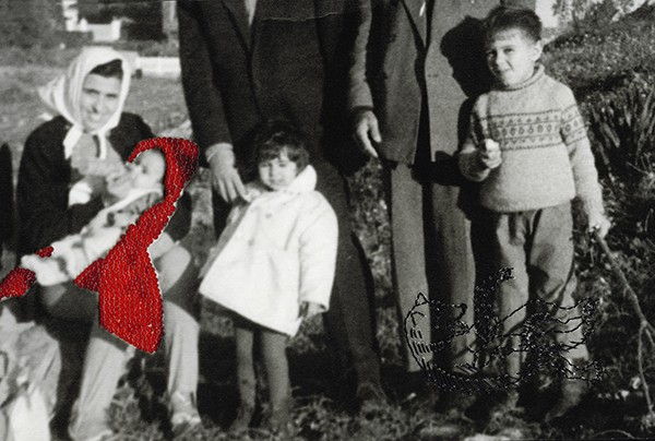 Carolle Bénitah SIGNED COPY: Photos Souvenirs