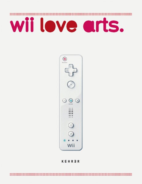 Wii love arts For those who love to play!