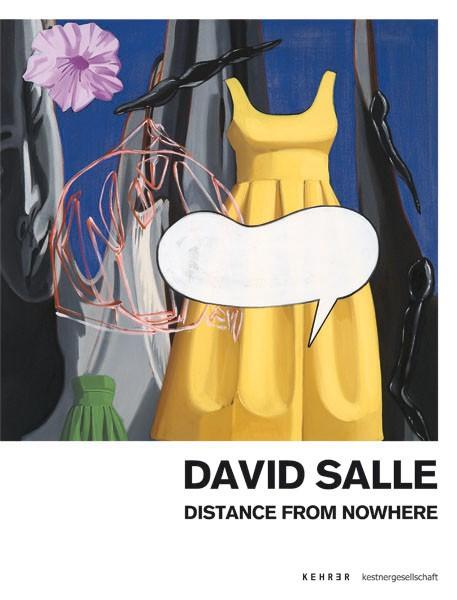 David Salle Distanz von Nirgendwo