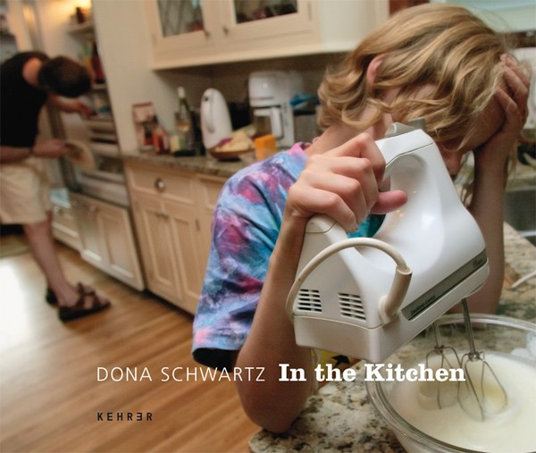 Dona Schwartz In the Kitchen