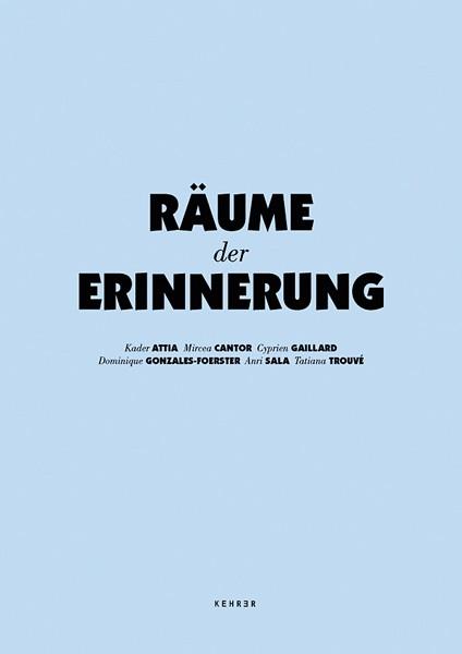 Kunsthalle Düsseldorf Räume der Erinnerung