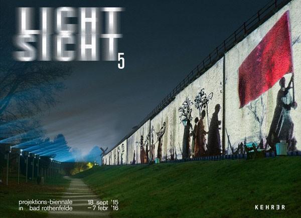 Lichtsicht 5 Projektions-Biennale