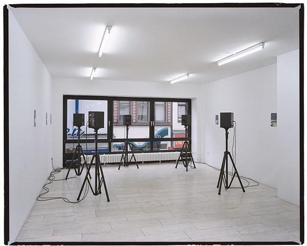 Klangräume der Kunst