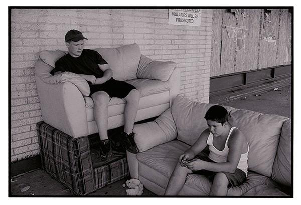 Jonathan Elderfield Living under South Street