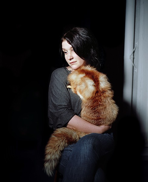 Anne Golaz Metsästä