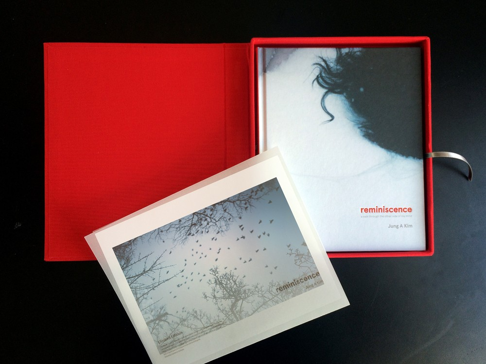 Jung A Kim COLLECTOR'S EDITION: Reminiscence A walk through the other side of my mind