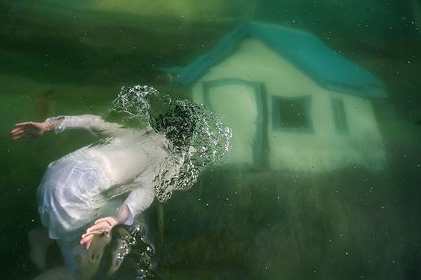Susanna Majuri Sense of Water