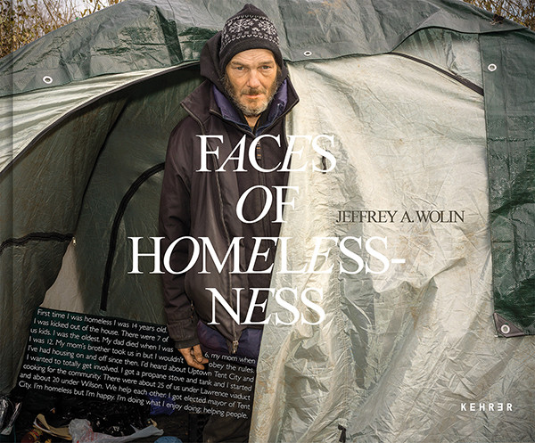 Jeffrey A. Wolin Faces of Homelessness