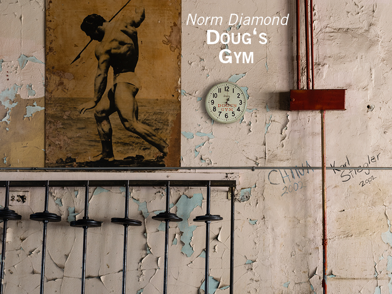 Norm Diamond: Dough´s Gym