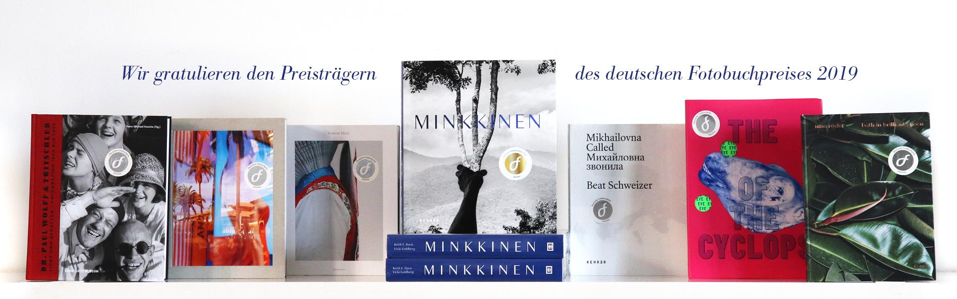 Deutscher Fotobuchpreis 2019