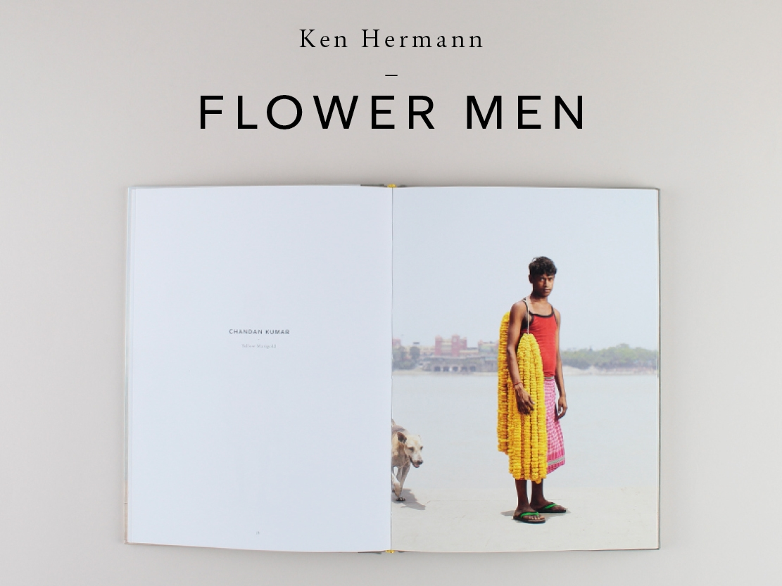 Ken Hermann - Flower Men