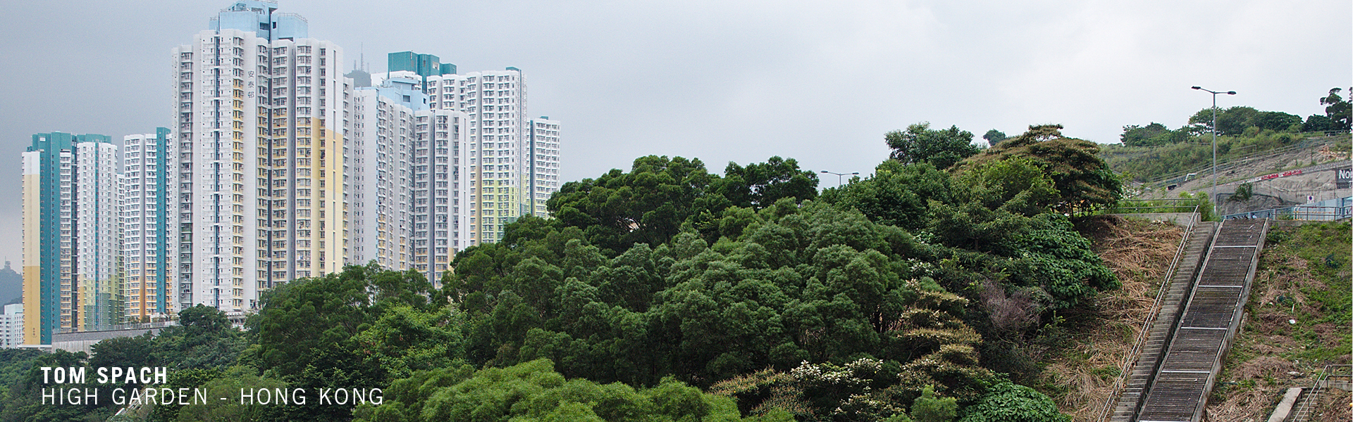 Tom Spach: Hong Kong High Garden