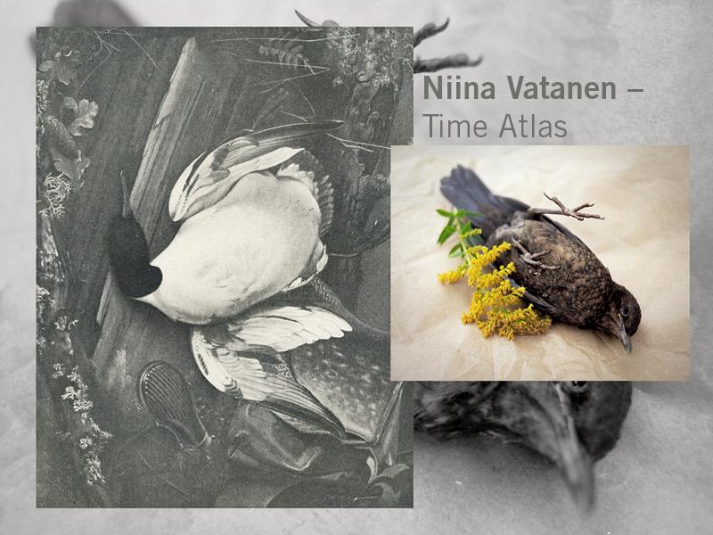 Niina Vatanen: Time Atlas