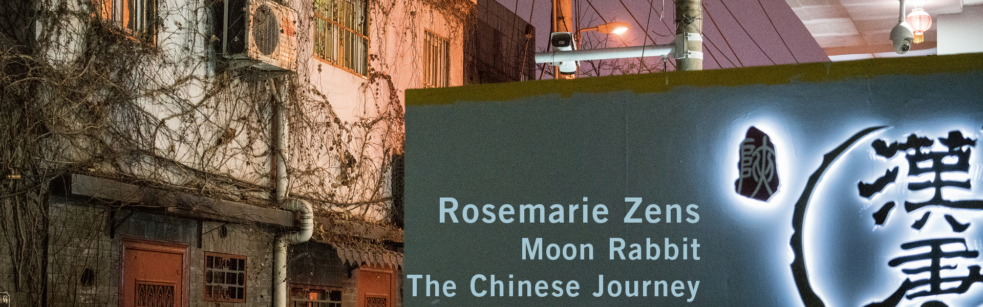 Rosemarie Zens: Moon Rabbit
